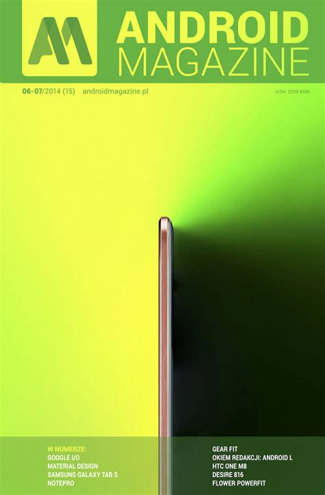 android magazine android magazine polska miesięcznik strona 3 czasopisma pl