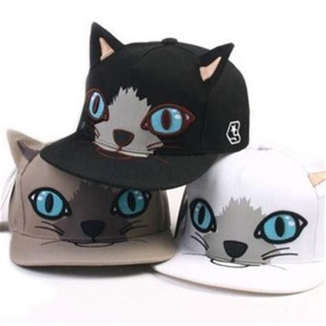 cat ears baseball cap peaked cap 183 sweetbox store 183