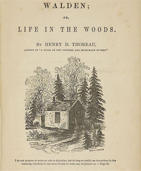walden book genre reading in walden image journal