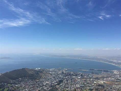 picture of table mountain national park cape town central