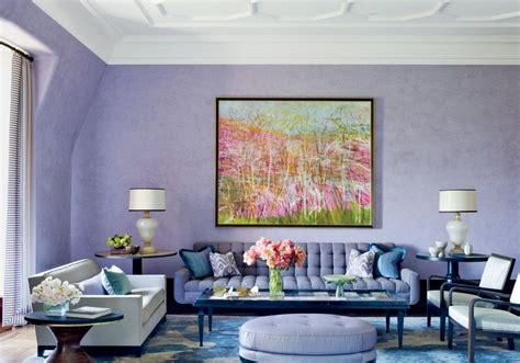 Purple Colour Combination For Living Room - living room colour ideas and schemes in exquistie 23