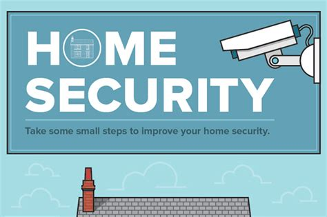 a visual guide to home security merry domestic