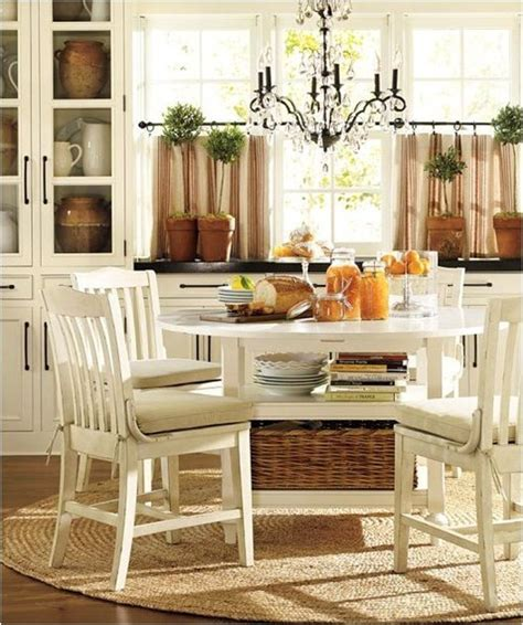 kitchen curtains pottery barn 6 ways to dress a kitchen window centsational