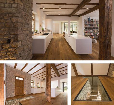 umbau und sanierung rheinhessische hofreite daniel - Fachwerkhaus Innenausbau