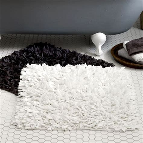 Rag Bath Mat by Home Dzine Bathrooms Turn Towels Into Soft Mats