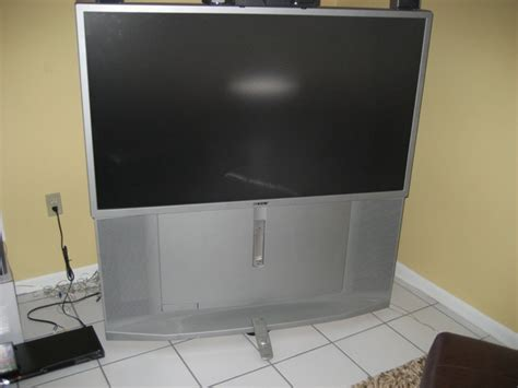 fs sony 57 quot widescreen projection tv g35driver
