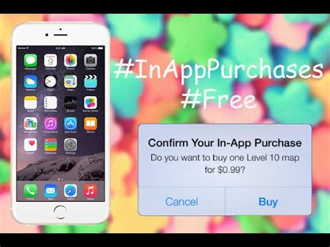 how to get in app purchases for free android get in app purchases free ios 8 3 8 4