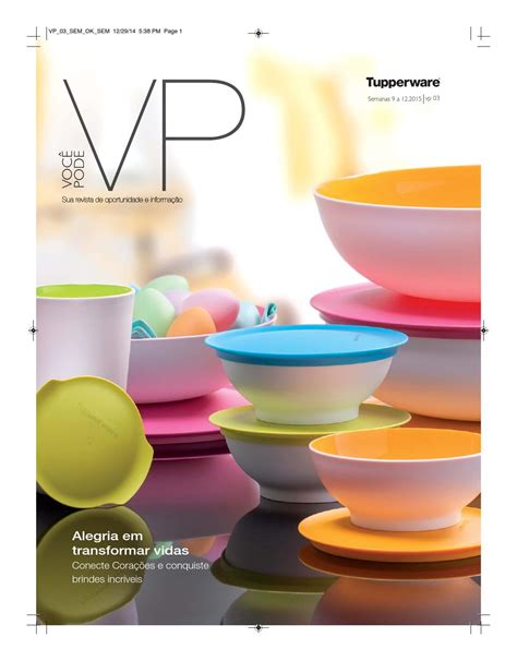 Family Home Plan by Vp 03 2015 Tupperware By Tupperware Show Issuu