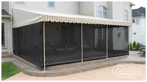 deck awnings with screens deck awnings with screens 28 images screens for patio