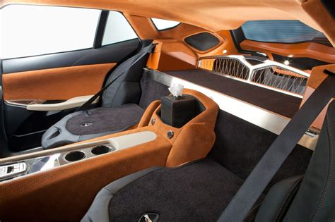 Surf Interior by Fisker Surf 2013 Cartype