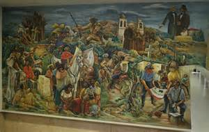 The Cabinet Broker Wpa Mural By African American Artist Damaged During Move