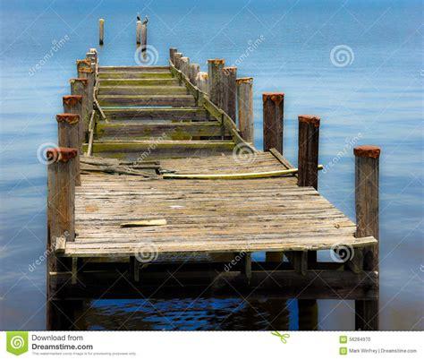 boat dock stock photo image
