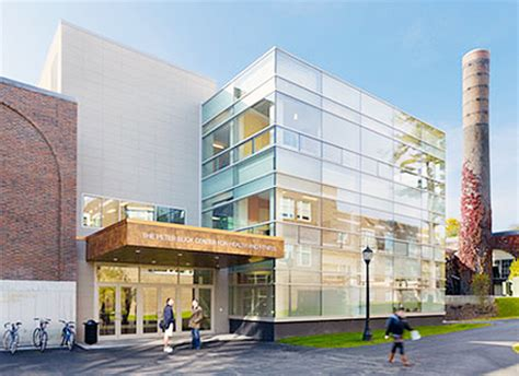 the buck center bowdoin college the buck center for health and