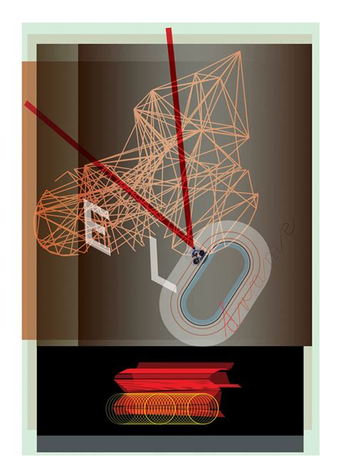designboom vaughan oliver fit london 2012 olympics posters by british designers