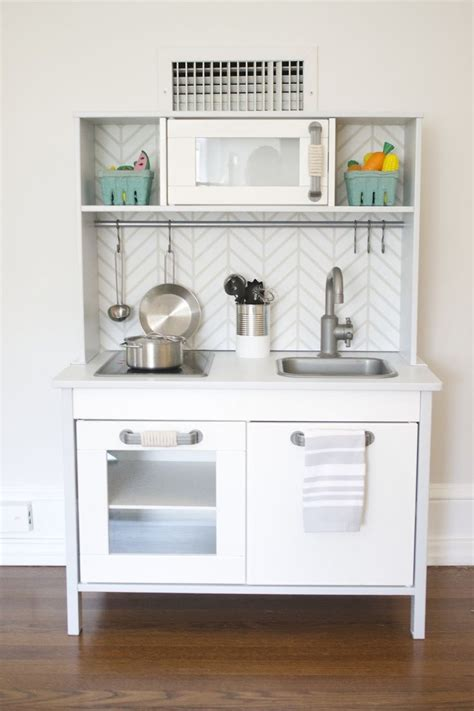 play kitchen quot renovation quot kitchen renovation diy plays 25 best ideas about ikea play kitchen on pinterest ikea