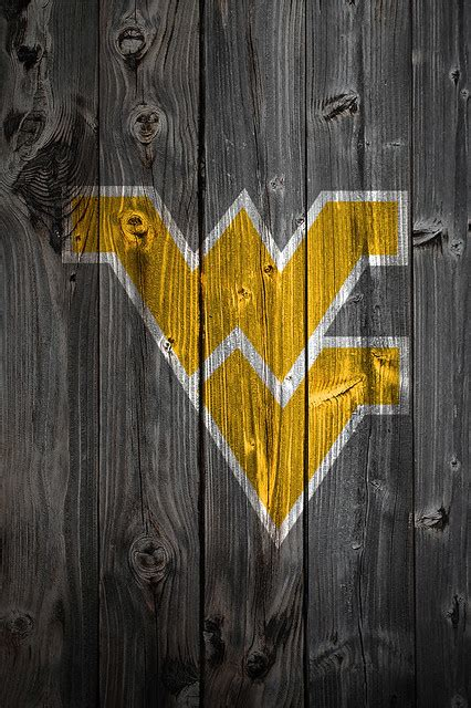 west virginia mountaineers wood iphone  background