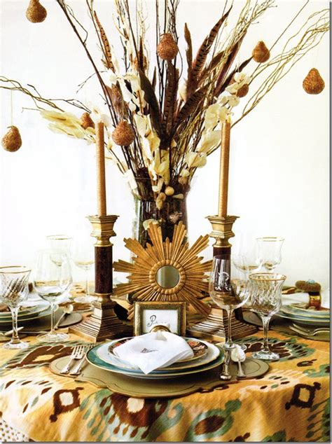 Table Decor by 45 Amazing Table Decorations Digsdigs