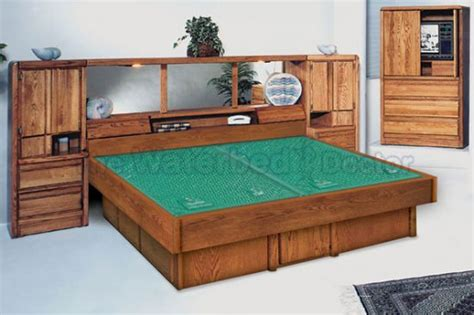 Bedroom Pier Units Waterbeds Shop For Waterbeds And Waterbed Products