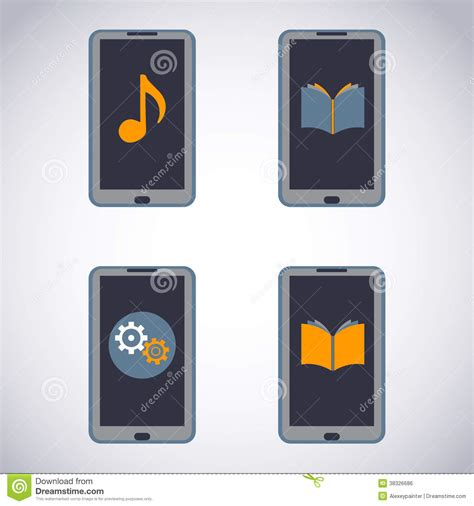 mobile phone set mobile phone set touchscreen smart phone with media