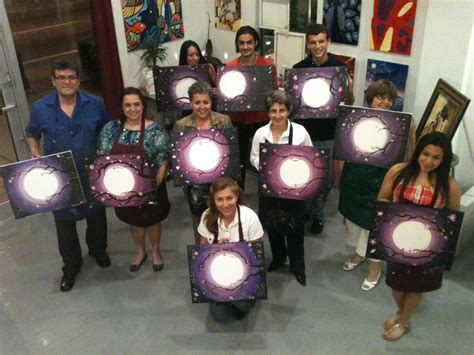 paint with a twist miami way to bring the artist out of you painting with a