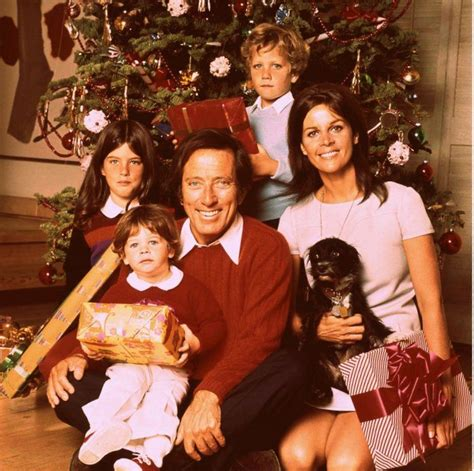 claudine longet tv shows the andy williams christmas show with his beautiful wife