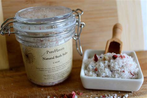 Epsom Salt 250 Gram luxury bath salts soak handcrafted all