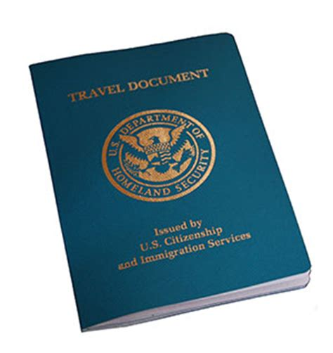 apply for a travel document on form i 131