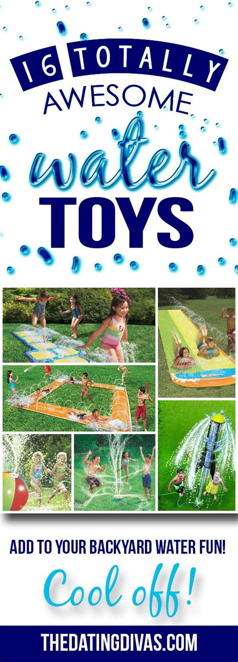 Best Water Toys For Backyard by Water Toys Outdoor Water Activities And Water On