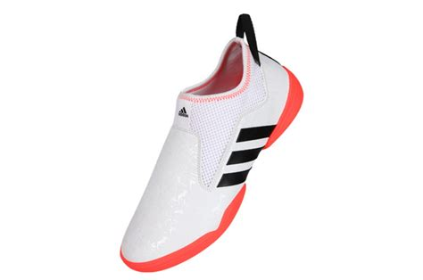 adidas the contestant taekwondo shoes orange white