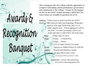 best photos of banquet program samples templates church