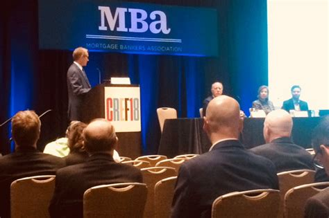 Mba Cref Conference 2018 by Bank Lending Appetite Continues Strong
