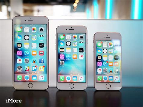iphone 6s vs iphone se what s different and which should you choose imore