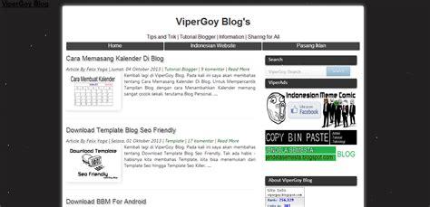 membuat efek blog cara membuat efek salju di blog vipergoy blog s