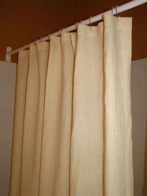 organic shower curtains organic shower curtain