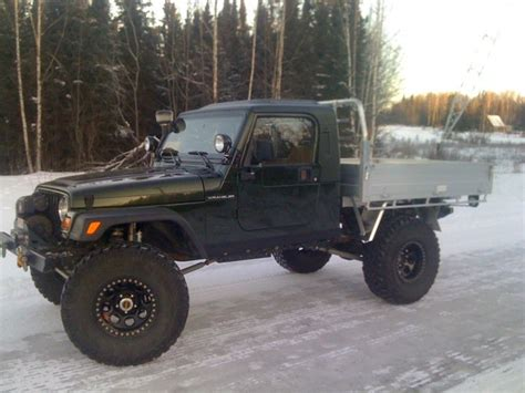 jeep ute conversion alaskan brute page 6 american expedition vehicles