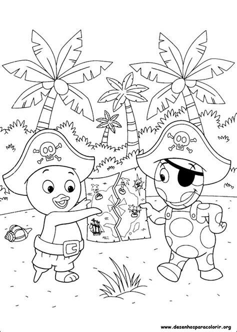 backyardigans dibujos y fotos para pintar colorear desenhos para pintar backyardigans cliquetando