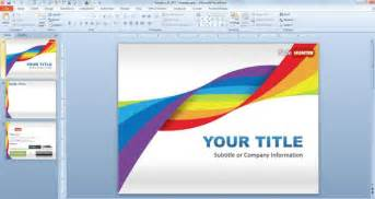 Rainbow Powerpoint Template Free by Pin Vital Signs Charts On