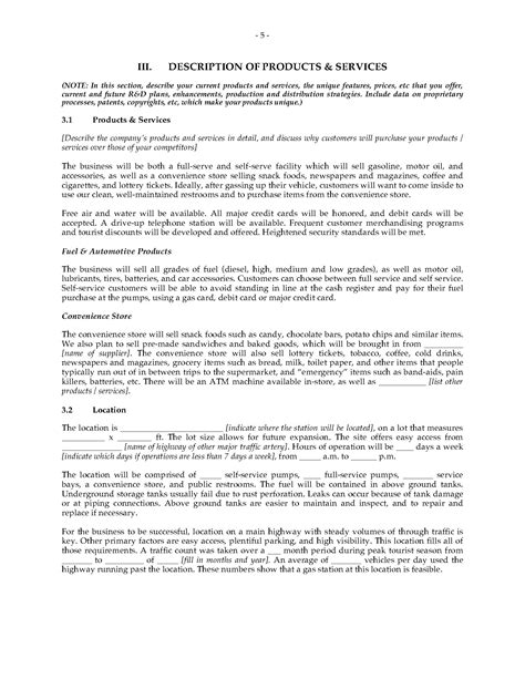 sle business plan gas station gas station business plan legal forms and business