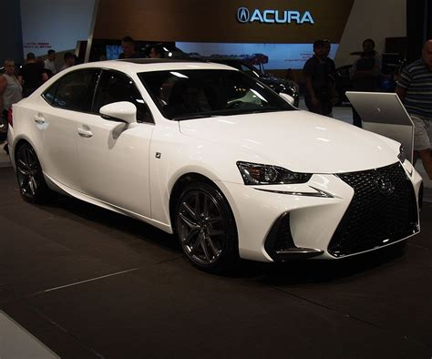 lexus is300 2018 2018 lexus is release date specs price changes