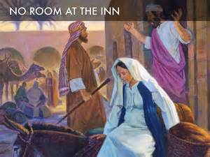 There Is No Room At The Inn by The Birth Of Jesus By Linakaisa