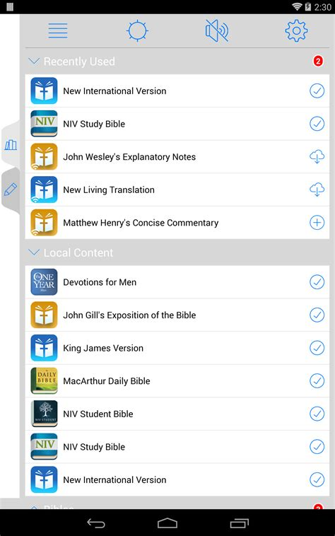 free niv bible app for android niv bible au appstore for android