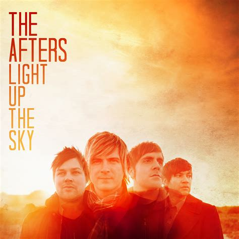 Light Up The Sky The Afters winning wednesday prize the afters cds wjtl fm 90 3