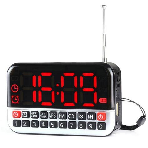 alarm clock charger free alarm clock 2 5 portable charger steprevizion