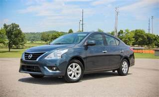 2015 Nissan Versa S Car And Driver