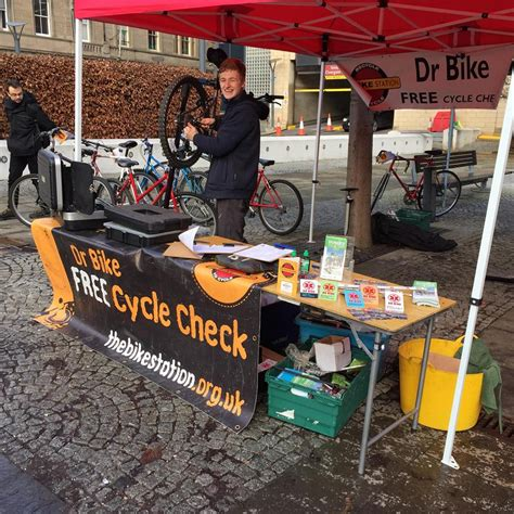 The Bike Station by The Bike Station In Perth Supports The Community With Free