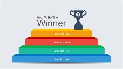 free ppt templates for winners step stairs powerpoint diagram and winner podium slidemodel
