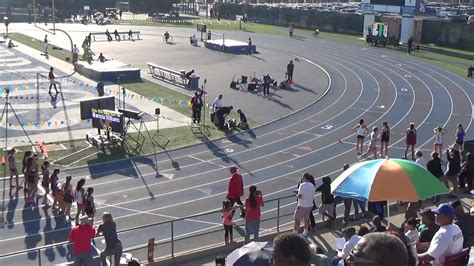 cif los angeles city section birmingham senior high track field and cross country