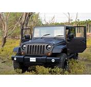 Mahindra Thar To Jeep Wrangler Conversion By Studio