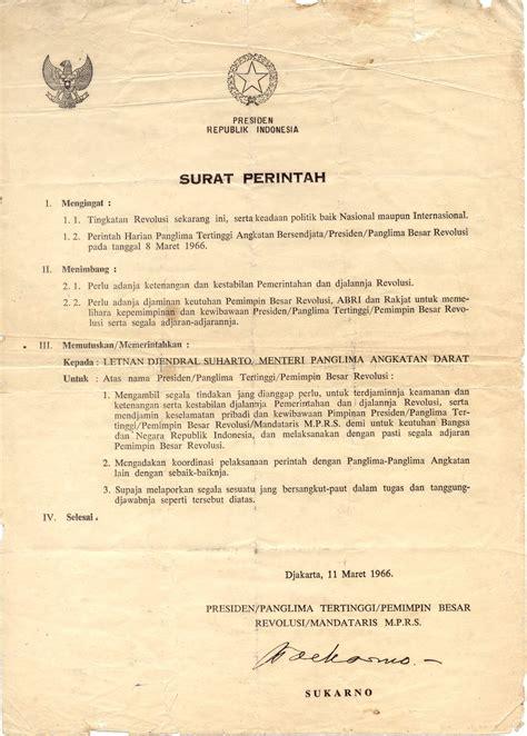 Surat Perintah by Ips Bab 13 16 Ips Bab 14 Berakhirnya Orde Baru Dan