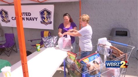 cajun navy hurricane florence united cajun navy taking donations in preparation for
